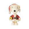 2019 Snoopy Santa Figurine - Jim Shore