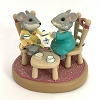 Tea Party - Mini Memories Figurine - Rarest