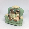 Chipmunks With Album - Tender Touches Figurine - RARE