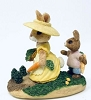 Garden Capers - Tender Touches Figurine