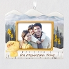 2021 On Mountain Time Photo Holder Ornament
