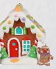 2020 Gingerbread Surprise - House & RARE GINGERBREAD mini - CLUB Exclusive