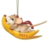 2021 Charming Tails - SHOOTING STAR Annual Ornament - Dated 2021