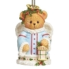 2021 Cherished Teddies ANGEL BELL Ornament - Annual DATED 2021