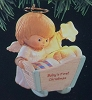 1996 Babys First Christmas - Light & Music