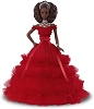 2018 Holiday Barbie #4 African American