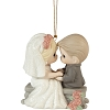 2021 Our First Christmas Together - You're My Always-Avail JUNE - Precious Moments Ornament