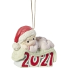 2021 Babys First Christmas Girl - Avail JUNE Precious Moments Ornament