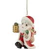2021 May Your Spirits Be Merry and Bright -Avail JUNE 13th Annual Santa Precious Moments Ornament