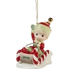 2021 Christmas Is Coming, Enjoy the Ride - Avail JUNE 6th Annual Precious Moments Ornament