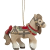 2021 May Your Neighs Be Merry And Bright , Avail JUNE 3rd Annual Animal Precious Moments Ornament