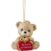 2021 Baby's First Christmas - Bear-y First - Avail JUNE Precious Moments Ornament