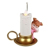 2021 Angelic Candlelight - LIGHTED flickering flame - Ships OCT 2