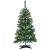 EARLY BLACK FRI BLOCKBUSTER 4' PopUp Green LED Lighted Fir Tree