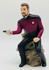 1996 Commander William T Riker, Star Trek