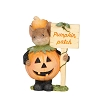 Pumpkin Spice Mice FIGURINE - Tails with Heart