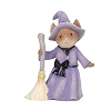 2021 Too Cute to Spook Witch FIGURINE - Tails with Heart