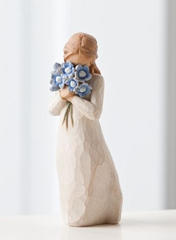 Willow Tree FORGET ME NOT- Figurine