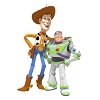 2020 Disney Toy Story 25th Anniv Buzz Lightyear and Woody- Ships OCT 3