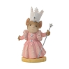 Wizard of Oz FIGURINE Glinda The Good Witch Mouse - Tails with Heart