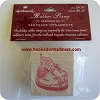 Here Comes Santa Rubber Stamp