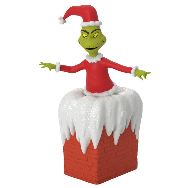 The Grinch Stole Christmas 2020 2020 You're a Mean One, Mr. Grinch Hallmark Keepsake Ornament