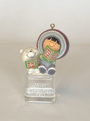 1980 Frosty Friends #1 - A Cool Yule 1980 Hallmark Keepsake Series Ornament  (Scroll down for additional details)