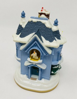 "<font face=""arial"" size=""2""><b>1997 Night Before Christmas </b><br>1997 Hallmark Keepsake Magic Ornament <br><i> (Scroll down for additional details) </i> </font>"