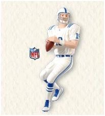 2008 Football  Legends, Peyton Manning -  Ltd Ed - hard to find!