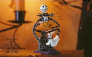 Hallmark Nightmare Before Christmas Ornaments.2008 Halloween Pumpkin King Nightmare Before Christmas Hard To Find Mib