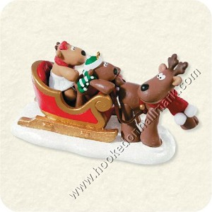 "<font face=""arial"" size=""2""><b>2008 Holiday Ride </b><br>2008 Hallmark Keepsake Ornament <br><i> (Scroll down for additional details) </i> </font>"