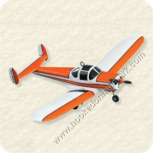 "<font face=""arial"" size=""2""><b>2008 Sky's the Limit #12 - Ercoupe 415-D</b><br>2008 Hallmark Keepsake Series Ornament <br><i> (Scroll down for additional details) </i> </font>"