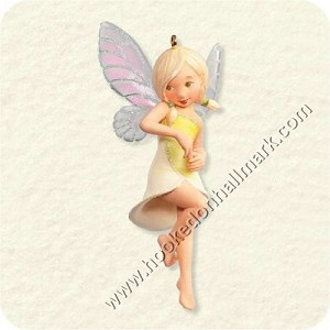 "<font face=""arial"" size=""2""><b>2008 Fairy Messenger #4 - Lily</b><br>2008 Hallmark Keepsake Series Ornament <br><i> (Scroll down for additional details) </i> </font>"
