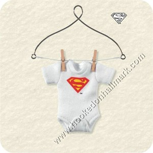 "<font face=""arial"" size=""2""><b>2008 Superbaby! </b><br>2008 Hallmark Keepsake Ornament <br><i> (Scroll down for additional details) </i> </font>"