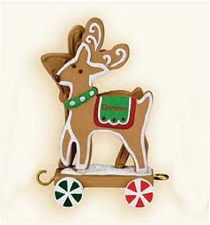 2009 Santa's Sleigh Collection - Donner/Blitzen