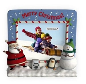 "<font face=""arial"" size=""2""><b>2009 North Pole Karaoke </b><br>2009 Hallmark Keepsake Recordable Ornament <br><i> (Scroll down for additional details) </i> </font>"