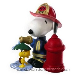 2009 Spotlight on Snoopy #12 - Firefighter Snoopy