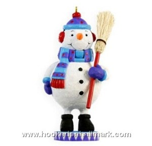 "<font face=""arial"" size=""2""><b>2009 Noel Nutcracker #2 Jolly Snowman</b><br>2009 Hallmark Keepsake Series Ornament <br><i> (Scroll down for additional details) </i> </font>"