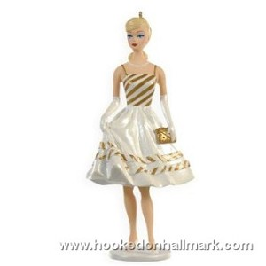2009 Country Club Dance Barbie Hallmark Keepsake Ornament At Hooked