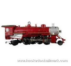 2009 Lionel #14 - Holiday Red Mikado