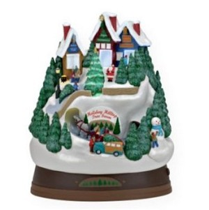 2009 Holiday Hilltop Tree Farm2009 Hallmark Keepsake Magic Ornament  (Scroll down for additional details)