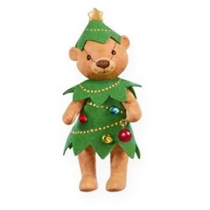 "<font face=""arial"" size=""2""><b>2009 O Teddy Bear</b><br>2009 Hallmark Keepsake Ornament <br><i> (Scroll down for additional details) </i> </font>"