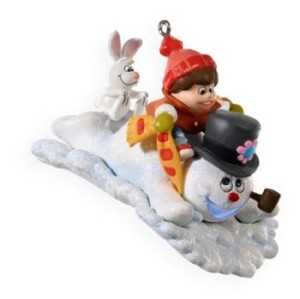"<font face=""arial"" size=""2""><b>2009 A Winterfun Ride</b><br>2009 Hallmark Keepsake Ornament <br><i> (Scroll down for additional details) </i> </font>"
