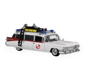 2009 Ghostbusters, Ecto-1 - MUSICAL - Hard to find!