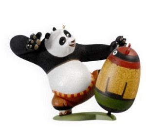 2009 Unlikely Hero, Kung Fu Panda