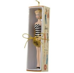 "<font face=""arial"" size=""2""><b>2009 Teen Age Fashion  Model Barbie</b><br>2009 Hallmark Keepsake Ornament <br><i> (Scroll down for additional details) </i> </font>"