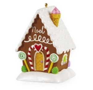 "<font face=""arial"" size=""2""><b>2009 Home Sweet Home <br></b>2009 Hallmark Keepsake Miniature Ornament <br><i> (Scroll down for additional details) </i> </font>"