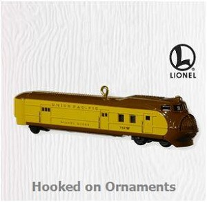 2010 Lionel Train #15 - Union Pacific Streamliner