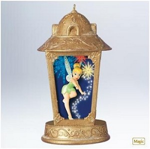 2011 Tinker Bell's Magic Lantern