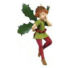 2011 Fairy Messengers Holly Fairy - PREMIERE LTD
